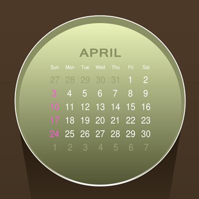 Ramalan Bulan April