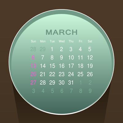 Ramalan Bulan Maret