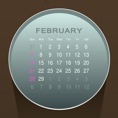 Ramalan Bulan Februari