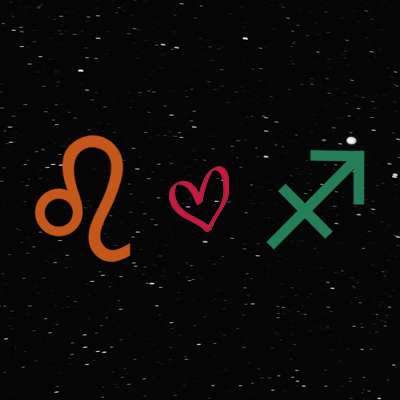 Kecocokan cinta zodiak leo dan sagittarius