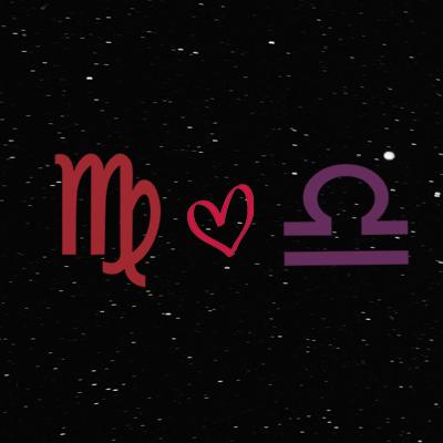 Kecocokan cinta zodiak virgo dan libra