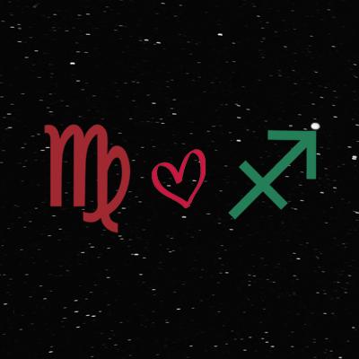 Kecocokan cinta zodiak virgo dan sagittarius