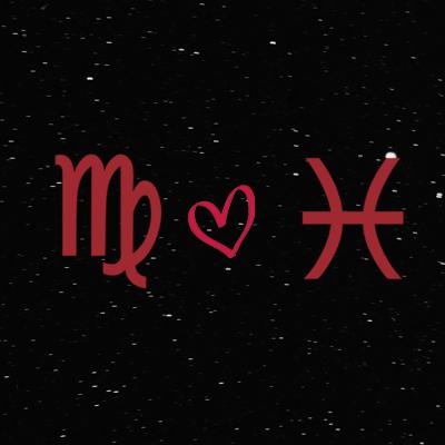 Kecocokan cinta zodiak virgo dan pisces