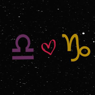 Kecocokan cinta zodiak libra dan capricorn
