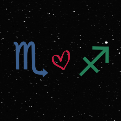 Kecocokan cinta zodiak scorpio - sagittarius