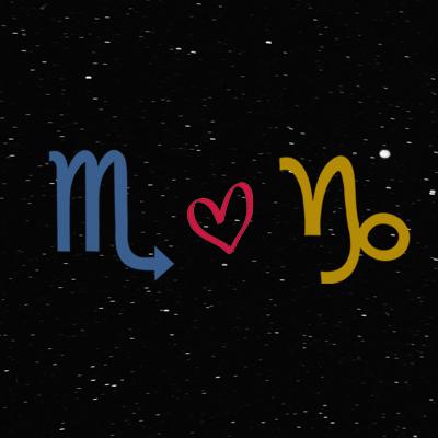 Kecocokan cinta zodiak scorpio dan capricorn