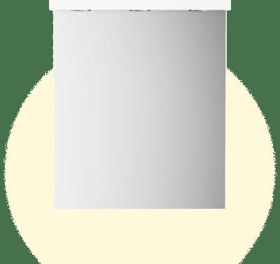 Variant Speilskap B60 med lystopp
