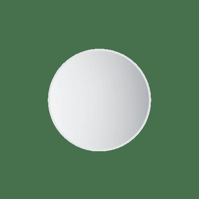 Speil, rundt, Ø60cm, frostet kant