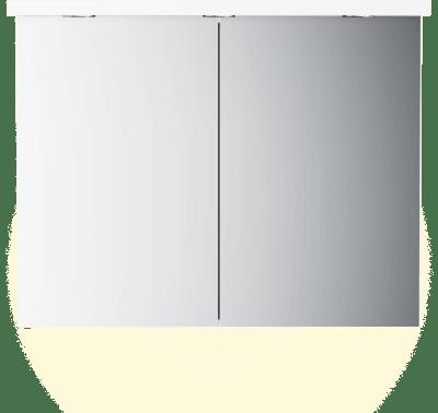 Variant Speilskap B90 med lystopp