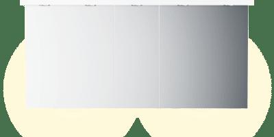 Variant Speilskap B150 med lystopp