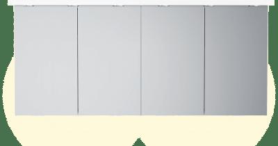 Variant Speilskap B160 med lystopp