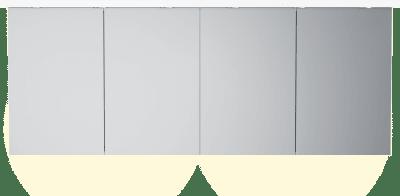 Variant Speilskap B180 med lystopp