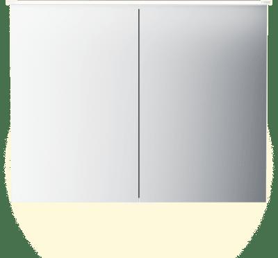 Variant Speilskap B90 med lysplate
