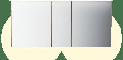 Variant Speilskap B150 med lysplate