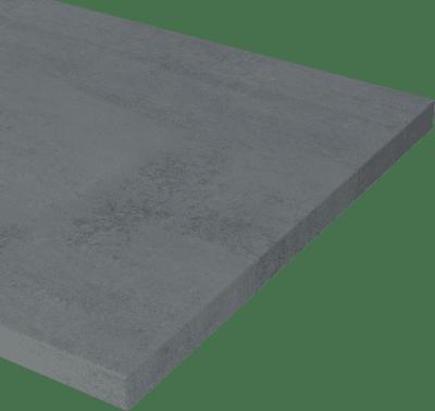 •Benkeplater inntil 245 cm lengde til bruk på kommoder og servantskap med nedfellings- og bolleservanter.