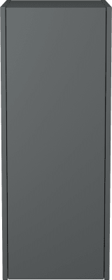Form Sideskap Grå/Grå B35 D32 H90