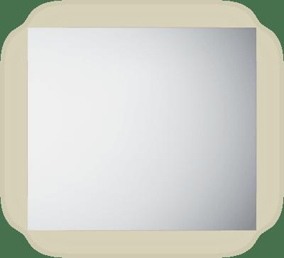 Frame 90 speil med lys/antidugg