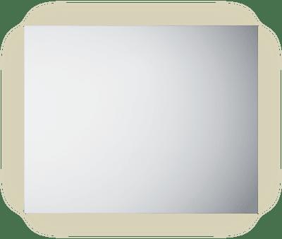 Frame 100 speil med lys/antidugg
