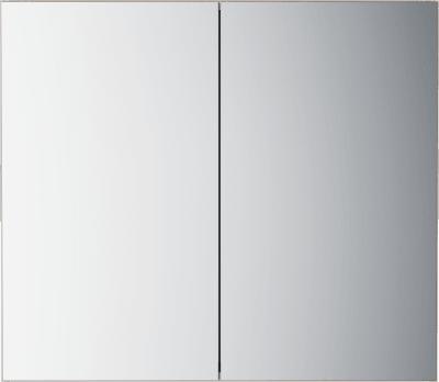 Variant speilskap uten lys B80 H80