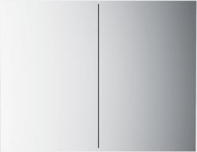 Variant speilskap uten lys B90 H80