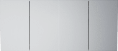Variant speilskap uten lys B160 H80