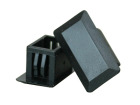 Blind plug, SC SPX/LC DPX, 12-pack