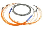 12-fiber AXXI, SM, SC/PC-SC/PC, 30 m