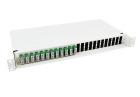 Panel FP65 PRO, 24 SC/APC, adapter, SM
