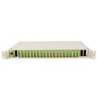 40 kanals DWDM, SM, ch. 925-964, LC/PC