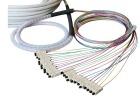 12-fiber AXAI, 50/OM2, ST-ST, 20 m
