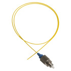 Pigtail, FC/PC, 9/OS2/900, 1.5 m, yellow