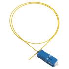 Fiberhale, SC/PC, 9/OS2/900, 1.5 m, gul