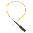 Pigtail, MU/PC, 9/OS2/900, 1.5 m, yellow