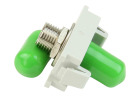 Adapter, FC/APC w/holder, SM