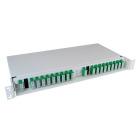 2 x 8+1 kanals CWDM, SM, 1471-1611/1260-1458, SC/APC