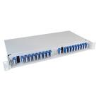 4 x 8+1 kanals CWDM, SM, 1471-1611/1260-1458, LC/PC