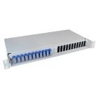 8+1 kanals CWDM, 1471-1611 / 1260-1458 + Monitor port, SC/PC