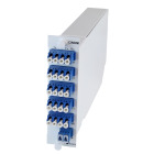 Modul, 8+1 kanals CWDM, 1471-1611 + 1260-1458 + Monitor port