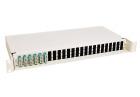Panel FP65 PRO, 12 SC OM3, adapter, MM