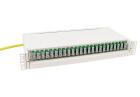 Panel FP75 PRO, 48 SC/APC, 9/OS2, QXXI, 30 m