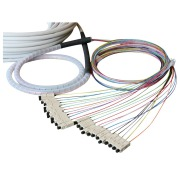 12-fibre AXAI, 62.5/OM1, ST-ST