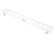 Adapter plate, FOSS24, 12 hole E2000 compact, DPX
