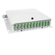 Wall box midi PRO, 24 SC/APC, pigtails,  9/OS2
