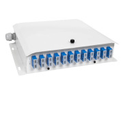 Wall box midi PRO, 24 SC/PC, pigtails, 9/OS2
