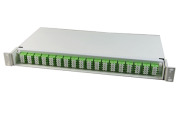 Panel FP65, 144xLC-6x24 MPOM OM3, A1-TIA