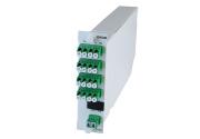 Module, 8 channel DWDM, SM, ch. 925-940, 1 fibre, A-side