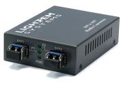 Transponder, 155Mbit/s - 2.5Gbit/s, 2 x SFP