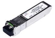 SFP, 1.25 Gbit/s , 1310 nm, SM, DDM, 20 km, -40/+85 °C, AL