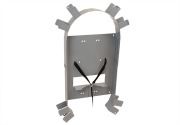 Cable management frame, D5