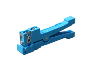 Cable stripper, Ideal, Ø3.2-5.6 mm cable, blue